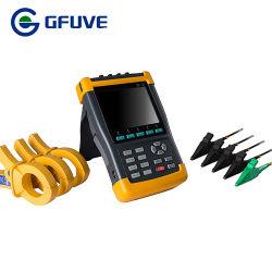 Codice categoria IEC61000-4-30 un analizzatore a tre fasi tenuto in mano di qualità di potere