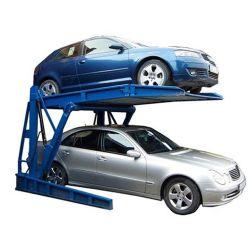 Home Garage Piattaforma Di Sollevamento Verticale Idraulica Per Auto