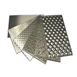 Plaque en aluminium 1100 Anti-Slippy Checkered la plaque de plancher de la plaque de la voie d'un bar cinq bars