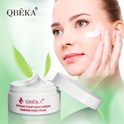 Qbeka 100% natürliche Pflanzenorganische weiß werdene Gesichts-Sahne