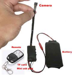 Van HD1080p DIY van de Module van de Camera van de Videorecorder MiniDV Dvr- Motie met de Nok van de Afstandsbediening