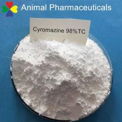 98%Tc de Geneeskunde van het Gevogelte van de fabriek voor Parasiticide Veterinaire Drugs Cyromazine