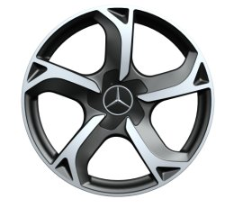 Aluminio forjado, llantas de aluminio, aleaciones de acero, ruedas de carretilla de ruedas