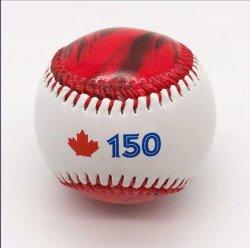 El precio bajo el logotipo El logotipo del equipo OEM personalizada Regalo barato PVC PVC de piel sintética de promoción de béisbol