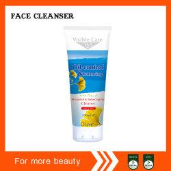 Oil-Control e balanceamento de carga para limpeza de rosto