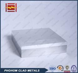 항공기 산업용 알루미늄 클래드 시트 스테인리스 스틸 클래드 플레이트