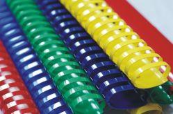 Plastic PVC PP Notebook File Binding 21loops A4-kam