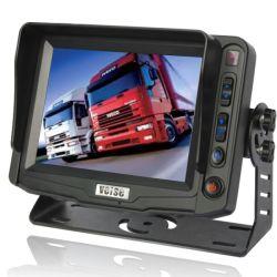 Digitaler 5-Zoll-TFT-LCD-Monitor mit Sun Visor (SP-527)