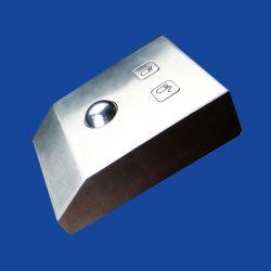 IP65 Water-Proof Trackball óptico de Metal