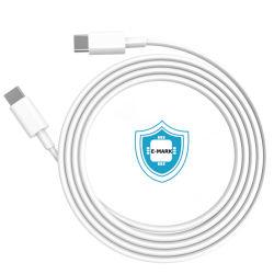 Многофункциональный сетевой шнур зарядного устройства 18W Pd зарядка кабель передачи данных Быстрое зарядное устройство USB-C-8контакт типа C Pd E- Метка кабель