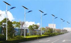 LED 100W vent solaire Rue lumière du tube avec le temps d'éclairage 10-12 heures