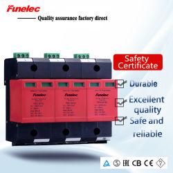 Fabricante OEM SPD de alto estándar de 220V 385V 80KA Protector