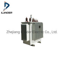 Stroomomvormer van de vermogenstransformator met olieondergedompelde transformator