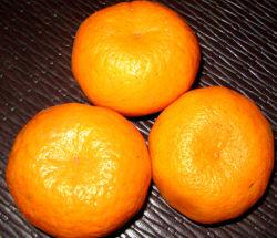Berufslieferanten-frische Mandarine (50-54mm)