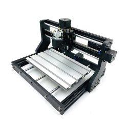 ماكينة نحت بالليزر CNC 3018 PRO بقدرة 15 واط مع 304 الفولاذ المقاوم للصدأ، تحكم سهل