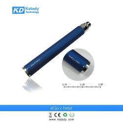 2013 Ecigarette мини-эго Twiest аккумуляторной батареи с помощью самого высокого качества