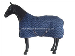 Волна стеганых матрасов стандартные горловины стабильной лошадь ковер