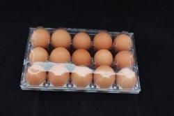 Moule en plastique pour plateau à œufs