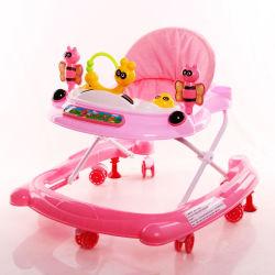 Het eenvoudige Nieuwe ModelSpeelgoed van de Leurder van de Baby met Licht en Muziek op Verkoop