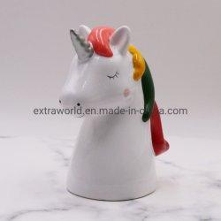 حفظ كرمز هدية كرمز حفظ في بنك صاحب متجر Unicorn Coin بنك جيرل أند بويز الخزف للأطفال المراوغ