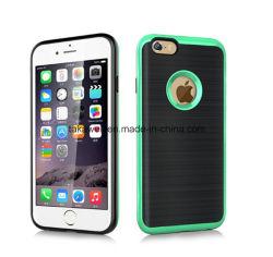 Melhor acessório do telefone que vende a caixa durável do telefone de TPU para a tampa móvel do iPhone 6