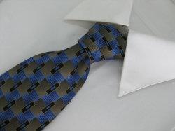 Саржа из 100% мужчин шелковые ткани Neckties печати