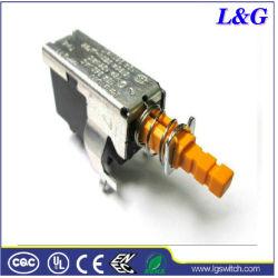 Power TV-5 Commutateur à bouton poussoir à 2 broches utilisé dans TV/DVD/STB