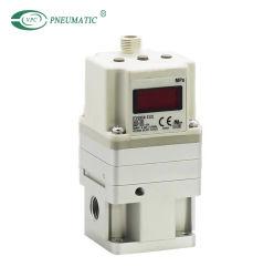 Tipo valvola proporzionale elettrica di SMC del regolatore di DC24V per gestire le unità pneumatiche