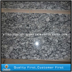 Chinês barata Seawave White Granitos para escadas ou ladrilhos do piso