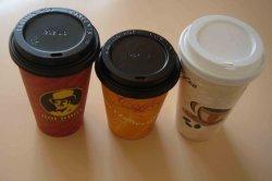 친환경 플라스틱 컵 뚜껑 커버