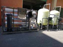 Zoutwaterfilters RO-100m3/D voor Landbouw Borehole Well Waterzout Verwijderen