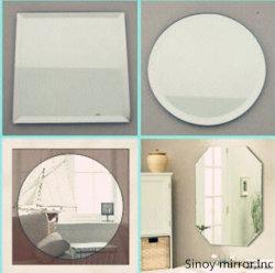 3-6мм безрамные зеркала в ванной комнате из плавающего режима Non-Wave стекло наружного зеркала заднего вида