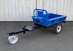 D'autres Toneladas ATV De 7 mini tracteur Farm bennage de la remorque pour la vente