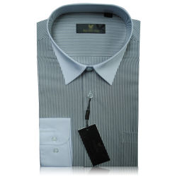 Ready Made Slim Fit l'homme chemisier chemise d'affaires