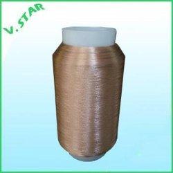 Poliestere Metallic Yarn 50d/2f