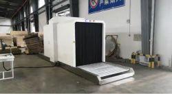 6mm 두께의 납 플레이트 방사선 보호 X선 보안 검사 시스템 포트 터미널 및 물류 공원용 롤러 컨베이어