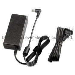 شاحن بديل مصدر طاقة للحاسوب المحمول المجدد الاحتياطي شاحن مصدر طاقة للحائط للكمبيوتر المحمول محول طاقة Apple Asus Acer Lenovo HP 19V 3.42A شاحن بطارية مصدر التيار