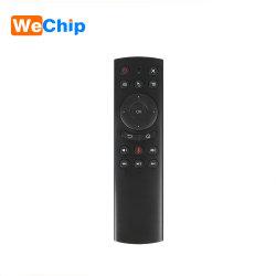 Excel 2.4G Air numérique de la voix de la souris Gyroscope à distance de voix sans fil G20 souris de l'air pour Smart TV