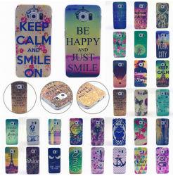 Различное Hard Mobile Cover для Samsung Galaxy S6 Phone Case