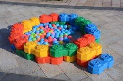 유치원에 있는 어린이 플라스틱 장난감 실내 놀이터 플라스틱 핫 세일 2021