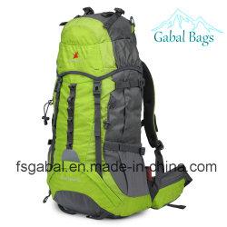 50L de marcha deportes al aire libre profesional de viajes Bolsa mochila de senderismo