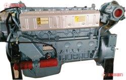 Refrigerador de água Wd615.96 375HP Veículo Motor de alimentação de gasóleo