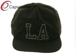 قبعة بيسبول من النهاش الأسود La 3D التطريز ليونيسكس (01102)