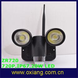HD agregado WiFi Remote Câmera Digital e a câmara do sensor de movimento
