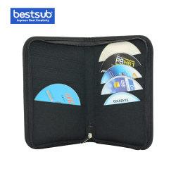Custodia CD in poliestere personalizzata promozionale BestSub (CDD01)