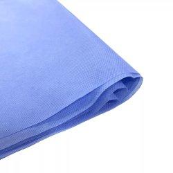 مواد خام مصنوعة من النسيج الهيدروفوبic غير منسوجة PP بنسبة 100% لصنع حفاضات الأطفال