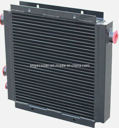 Hydraulic Oil Cooling SystemのためのアルミニウムOil Cooler
