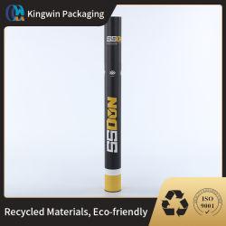 Échantillon gratuit de produits personnalisée en usine de papier professionnel Tube de papier kraft en carton cadeau peut