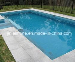 G603 Finisseur de granit gris pour piscine Surround