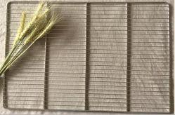 Dienblad van het Netwerk van de Draad van het roestvrij staal het Koel Netto, Koel, het Bakken de KoelPan van de Vertoning